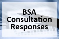 Link to BSA Consultations.