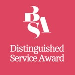 Distinguished Service Award image.