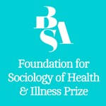 Foundation for Sociology of Health & Illness Prize image.