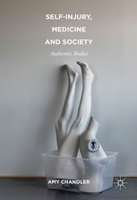Self-injury, Medicine and Society book cover.